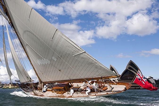 1904 CAMPER & NICHOLSONS  Classic Yacht 2578272