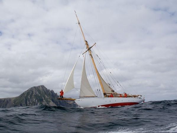 1904 CAMPER & NICHOLSONS  Classic Yacht 2578276
