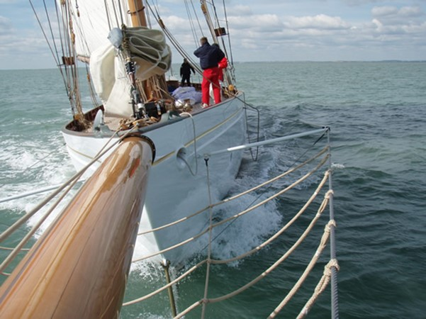 1904 CAMPER & NICHOLSONS  Classic Yacht 2578277