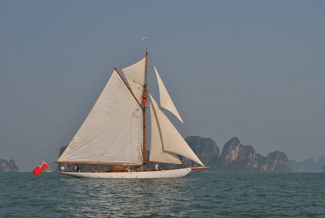 1904 CAMPER & NICHOLSONS  Classic Yacht 2578280