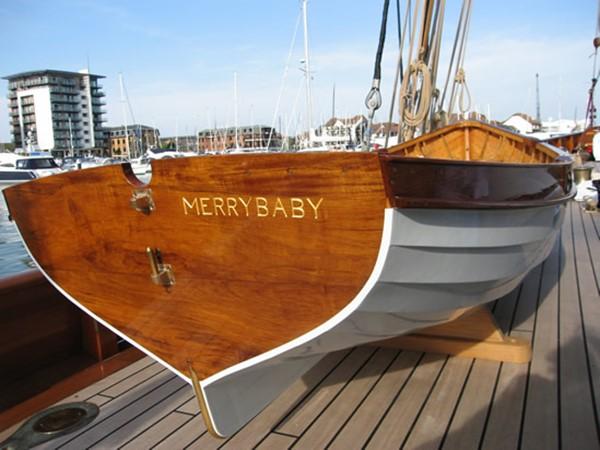 1904 CAMPER & NICHOLSONS  Classic Yacht 2578283