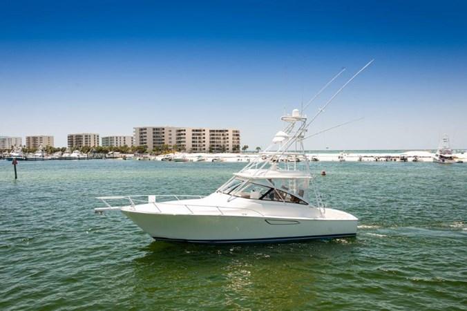 2013 42 Viking Open - Port Profile-2 2013 VIKING 42 Open Sport Fisherman 2557501