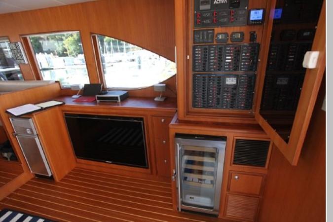 2009 CUSTOM Activa Skylounge Motor Yacht 2552749