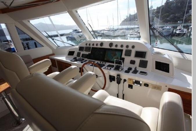 2009 CUSTOM Activa Skylounge Motor Yacht 2552772