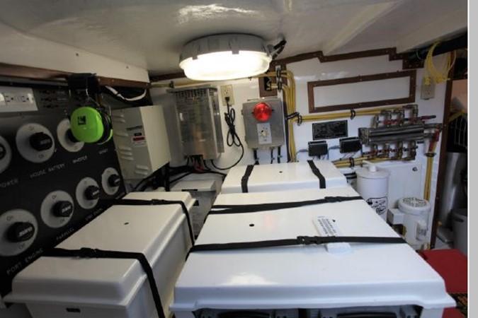 2009 CUSTOM Activa Skylounge Motor Yacht 2552787