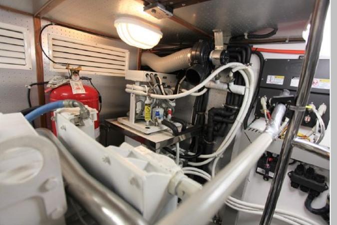 2009 CUSTOM Activa Skylounge Motor Yacht 2552796