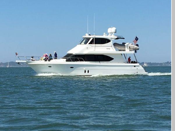 2009 CUSTOM Activa Skylounge Motor Yacht 2552805