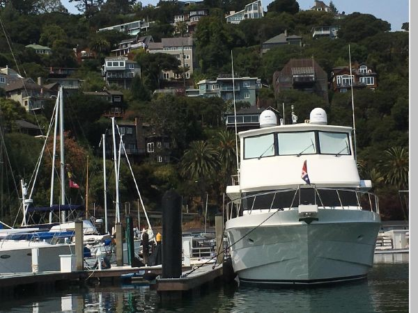 2009 CUSTOM Activa Skylounge Motor Yacht 2552808