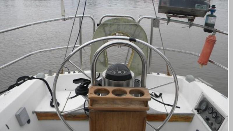 1989 CATALINA 36 MK I Cruiser 2561348