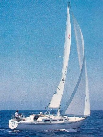 1989 CATALINA 36 MK I Cruiser 2561367