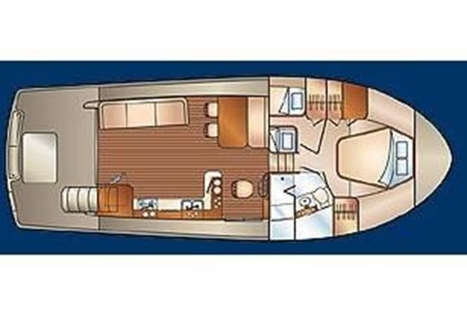 Legacy 2005 MAINSHIP 40 Trawler Trawler MLS #255433 | CYBA Yachts For Sale