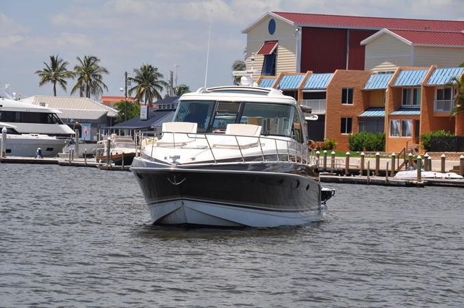 Crusin Susan Fore! 2017 FORMULA Yacht Cruiser 2554226