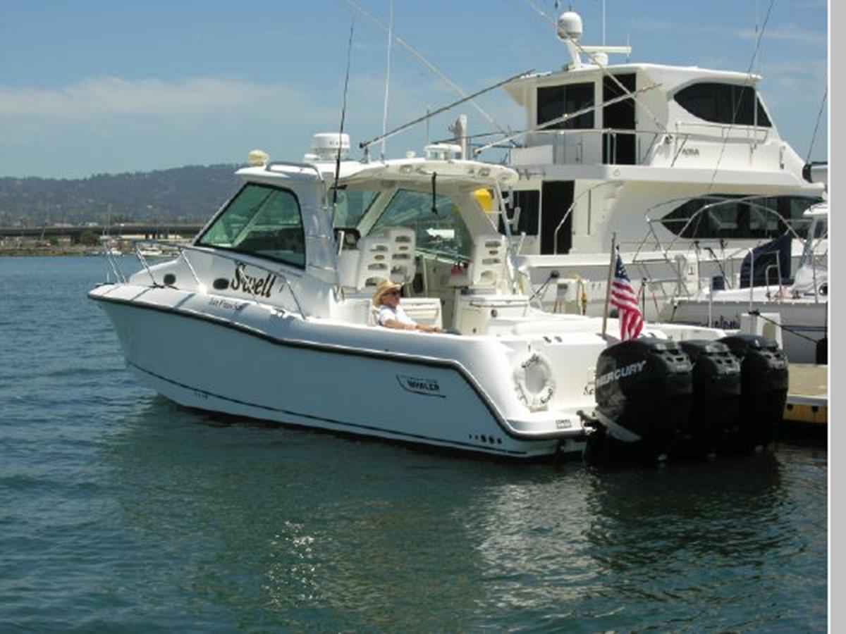 2008 BOSTON WHALER 345 Conquest Sport Fisherman 2555101
