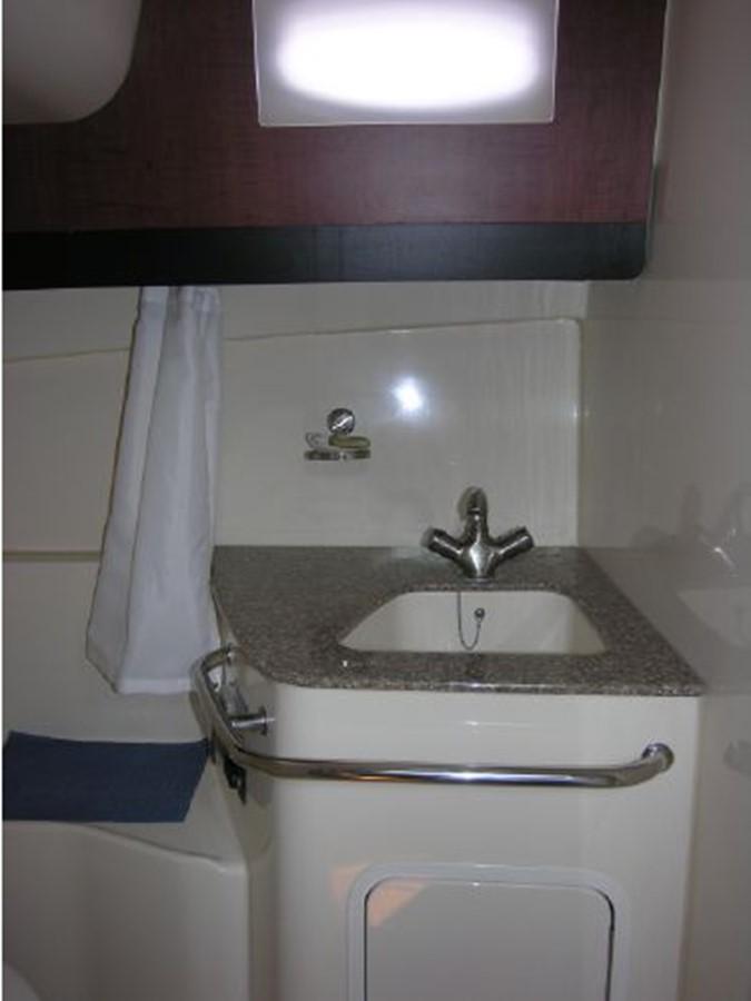 Head Sink 2008 BOSTON WHALER 345 Conquest Sport Fisherman 2555191