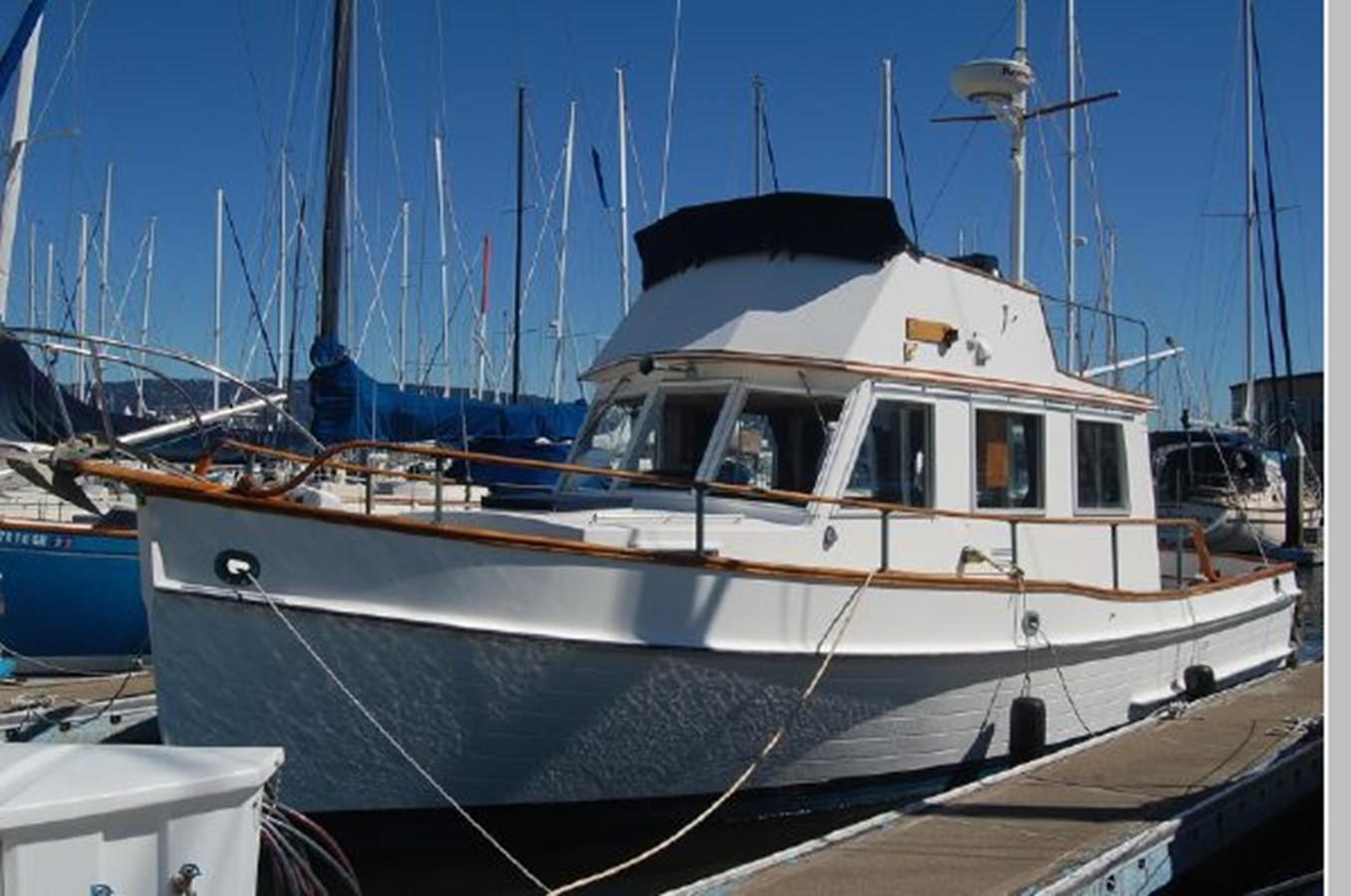 1976 GRAND BANKS  Trawler 2555252