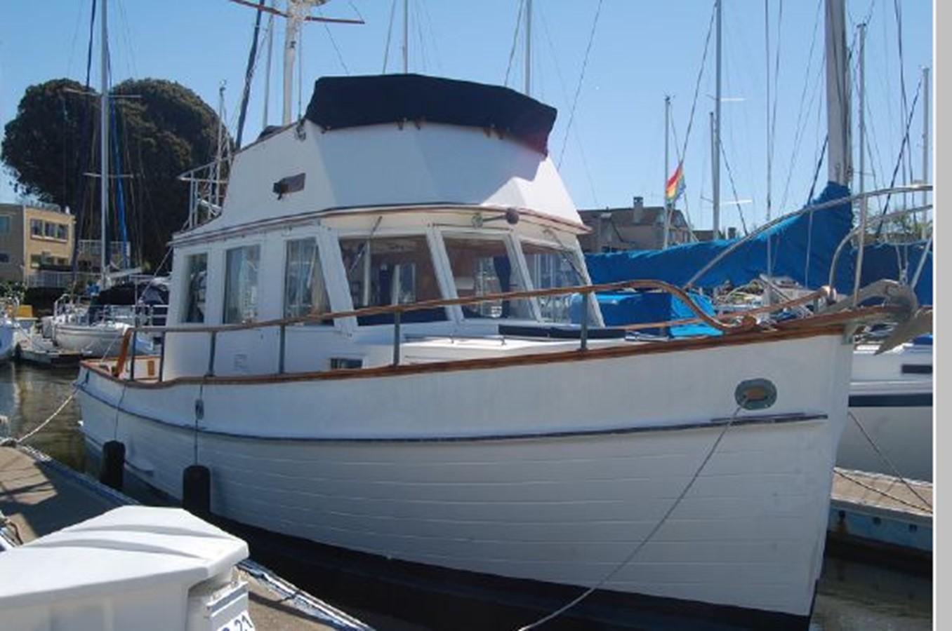 Exterior Starboard 1976 GRAND BANKS  Trawler 2555253
