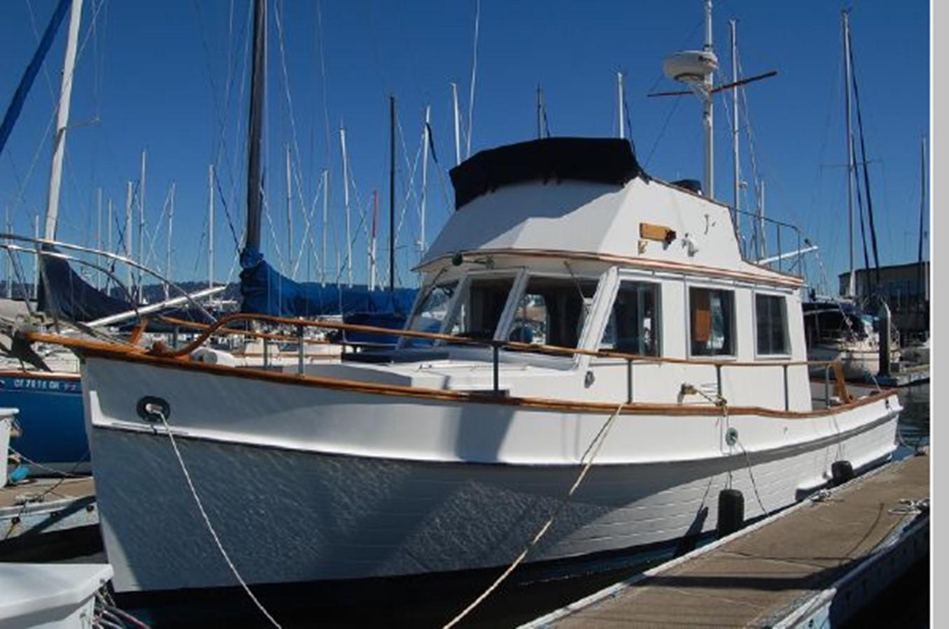 Exterior Port 1976 GRAND BANKS  Trawler 2555254