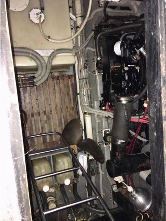 1988 SEA RAY 415 Aft Cabin Motor Yacht 2555894