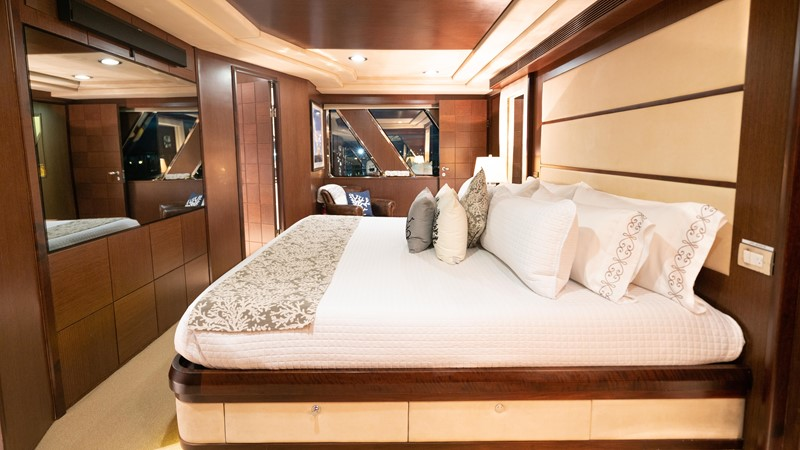 Master Stateroom  2008 MCP YACHTS Europa Motor Yacht 2651816