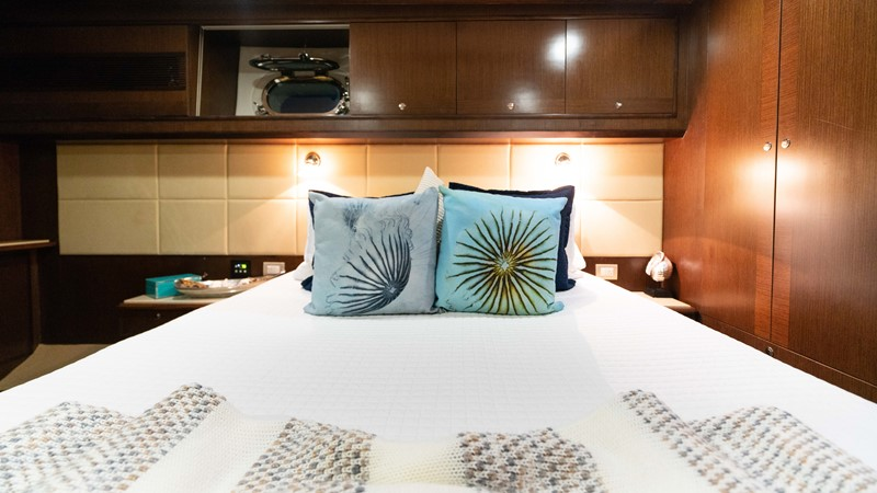Guest Stateroom - Port 2008 MCP YACHTS Europa Motor Yacht 2669068