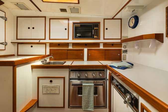 1966 DERECKTOR 1966 Cruising Ketch 2557171