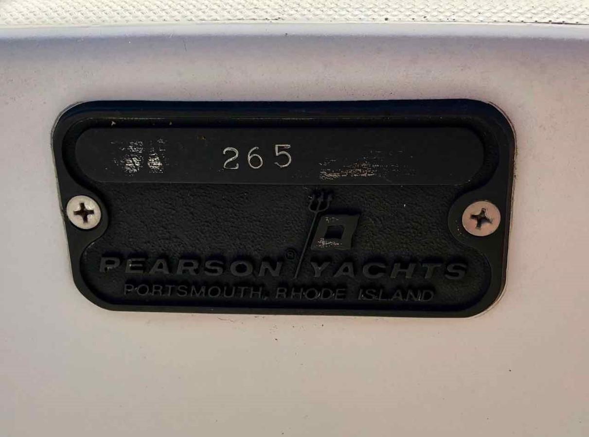 1991 PEARSON 31 Sloop 2557305