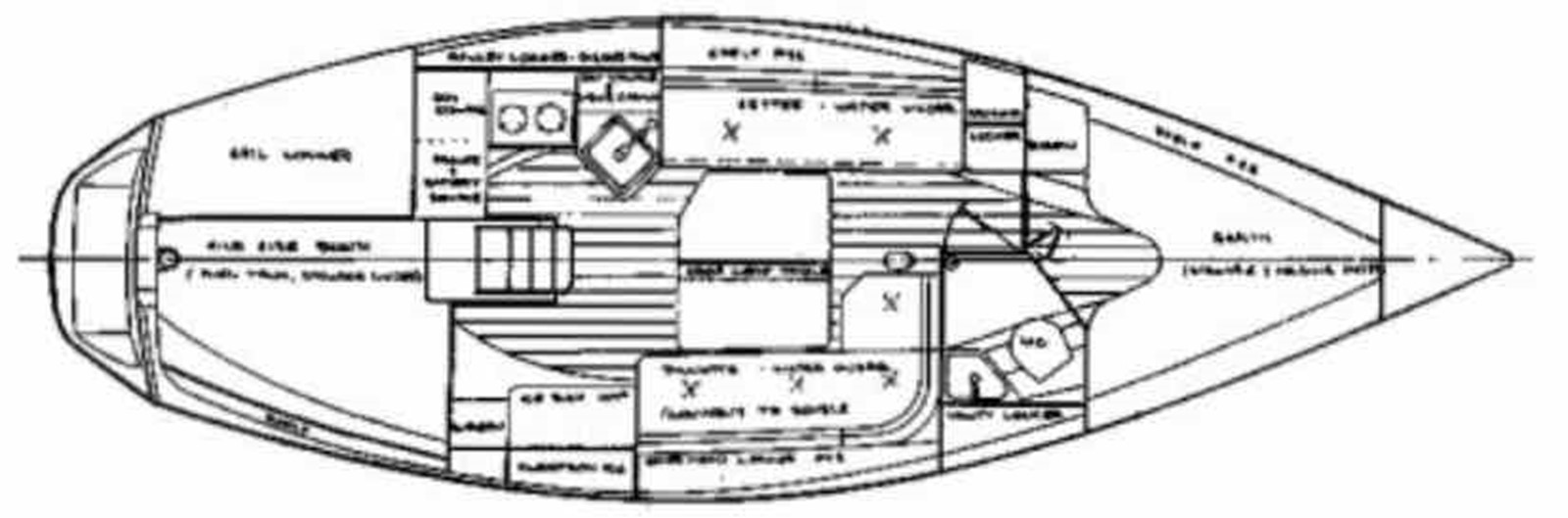 1991 PEARSON 31 Sloop 2557306
