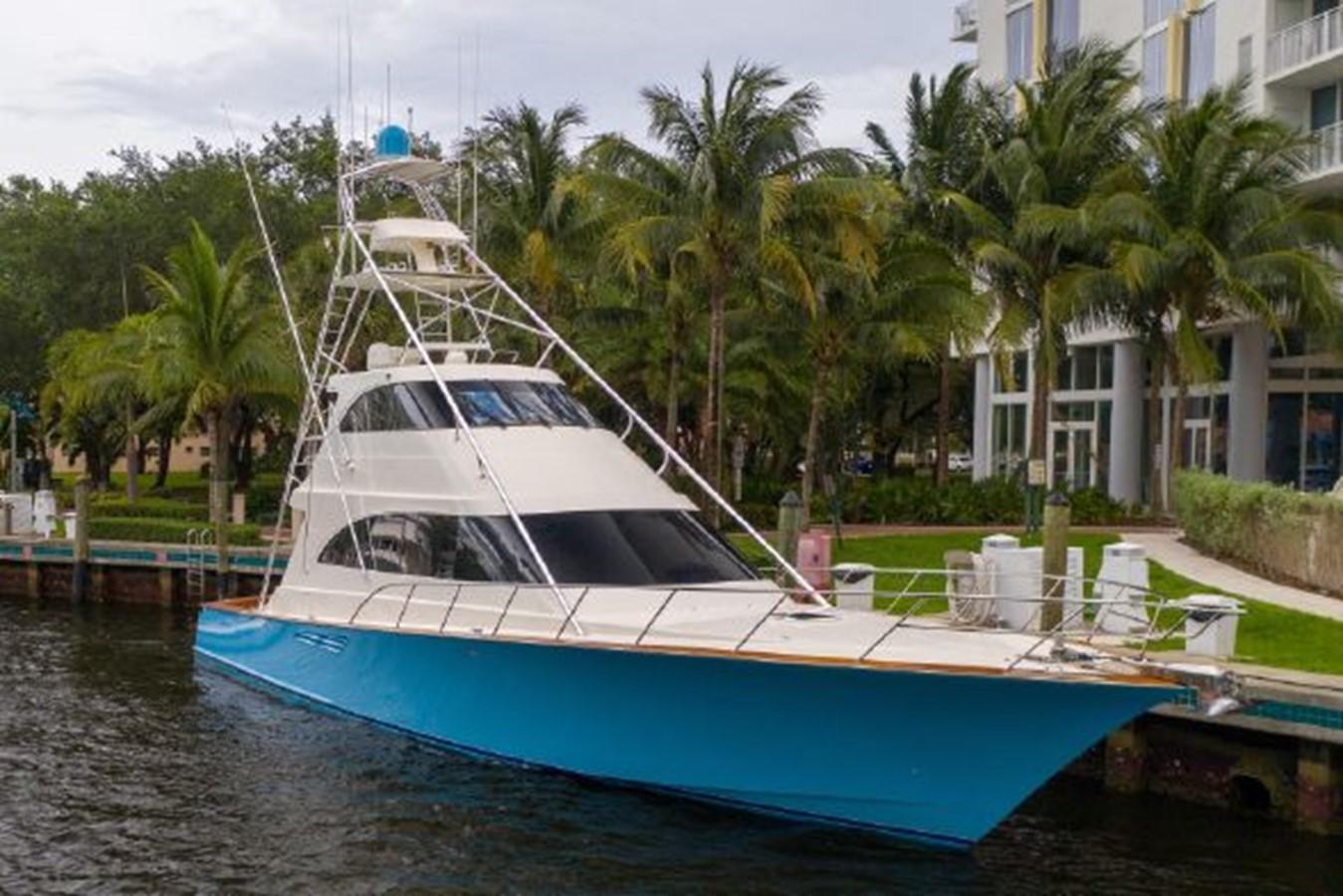 Profile 1998 PETTEGROW Custom Sport Fisherman 2558837