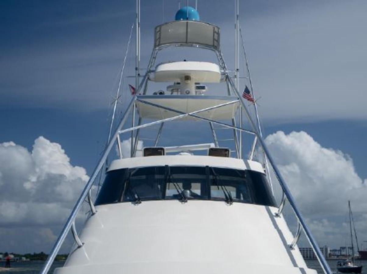 Tuna Tower  1998 PETTEGROW Custom Sport Fisherman 2558841