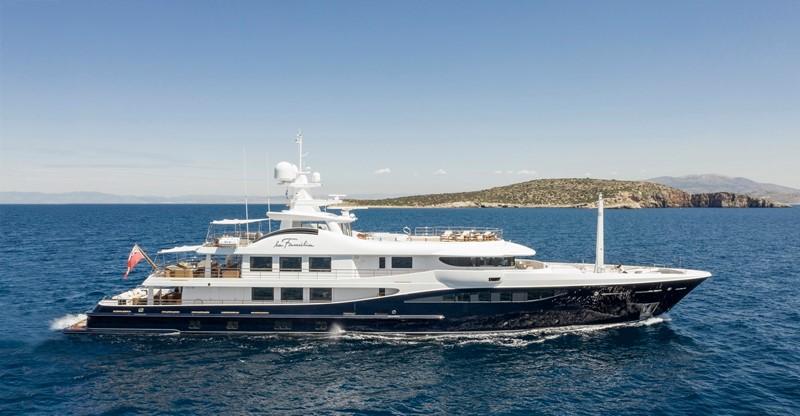 2015 AMELS  Mega Yacht 2561379