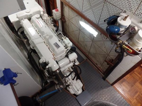 Mujuk Marine Trader 1984 Walkaround Stbd Engine Room (4) 1984 MARINE TRADER 50 Walkaround Walkaround 2558565