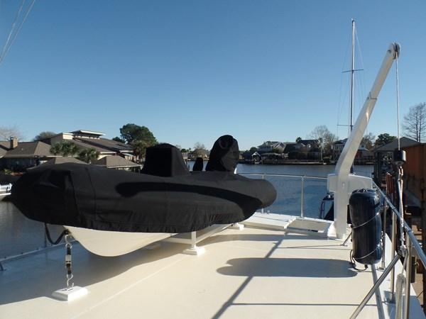 Mujuk Marine Trader 1984 Walkaround Tender with Cover 1984 MARINE TRADER 50 Walkaround Walkaround 2558570