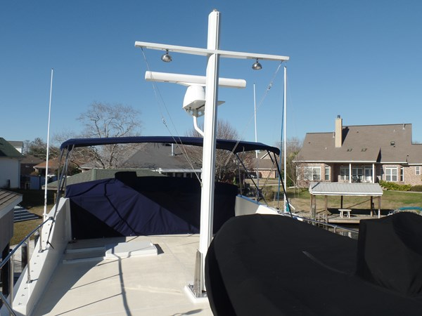 Mujuk Marine Trader 1984 Walkaround Upper Deck 1984 MARINE TRADER 50 Walkaround Walkaround 2558573