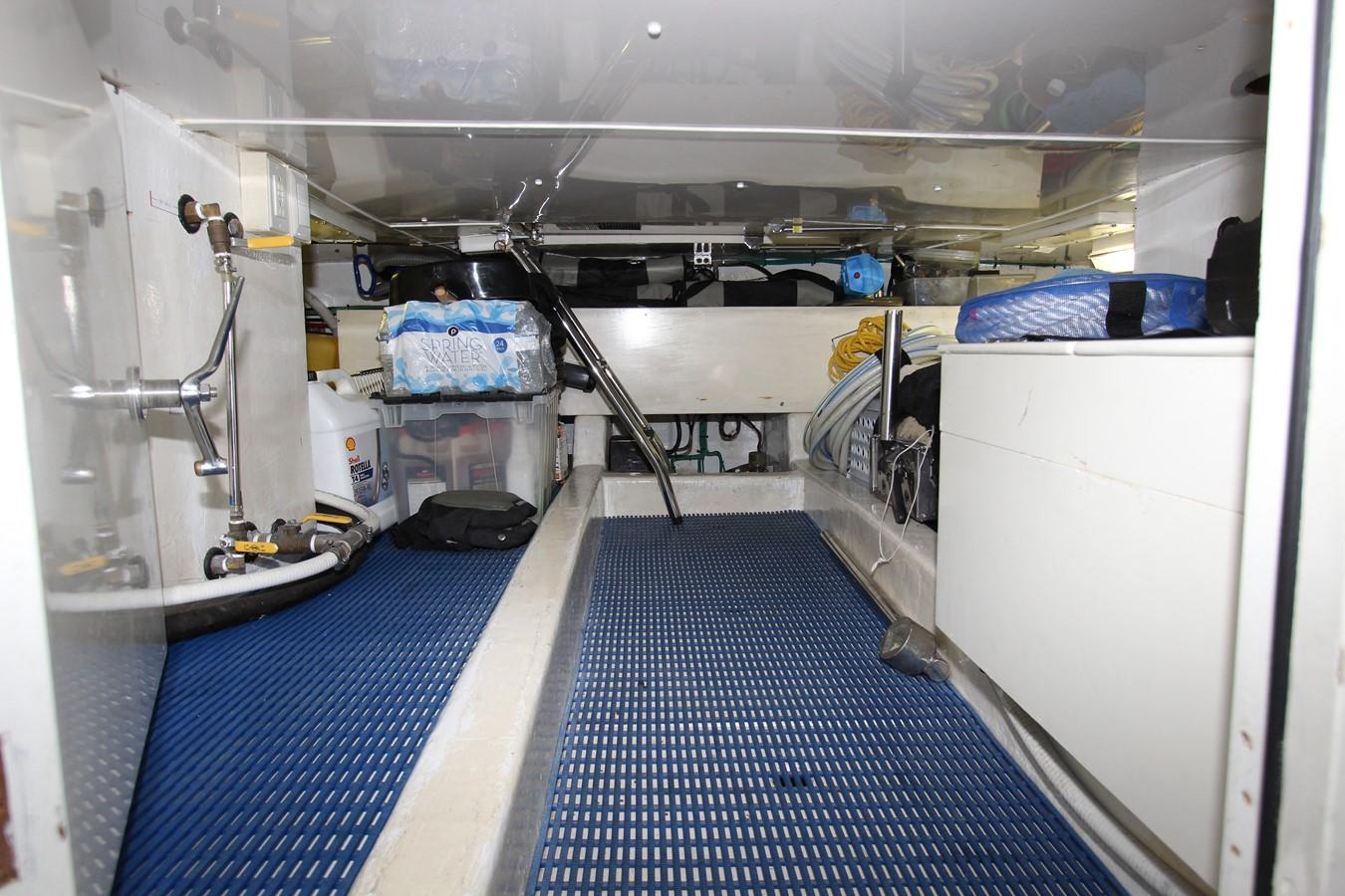 Lazarette 2006 OCEAN ALEXANDER Classicco Sedan Trawler 2561738