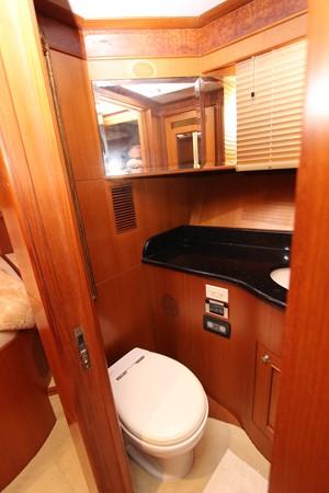 Master Head 2006 OCEAN ALEXANDER Classicco Sedan Trawler 2561740
