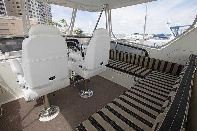 FB Guest Seating 2006 OCEAN ALEXANDER Classicco Sedan Trawler 2587543