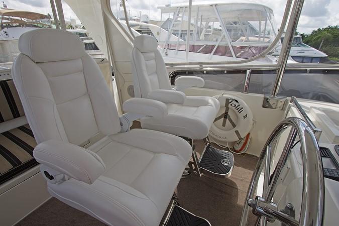 New FB Helm Seats 2006 OCEAN ALEXANDER Classicco Sedan Trawler 2587550
