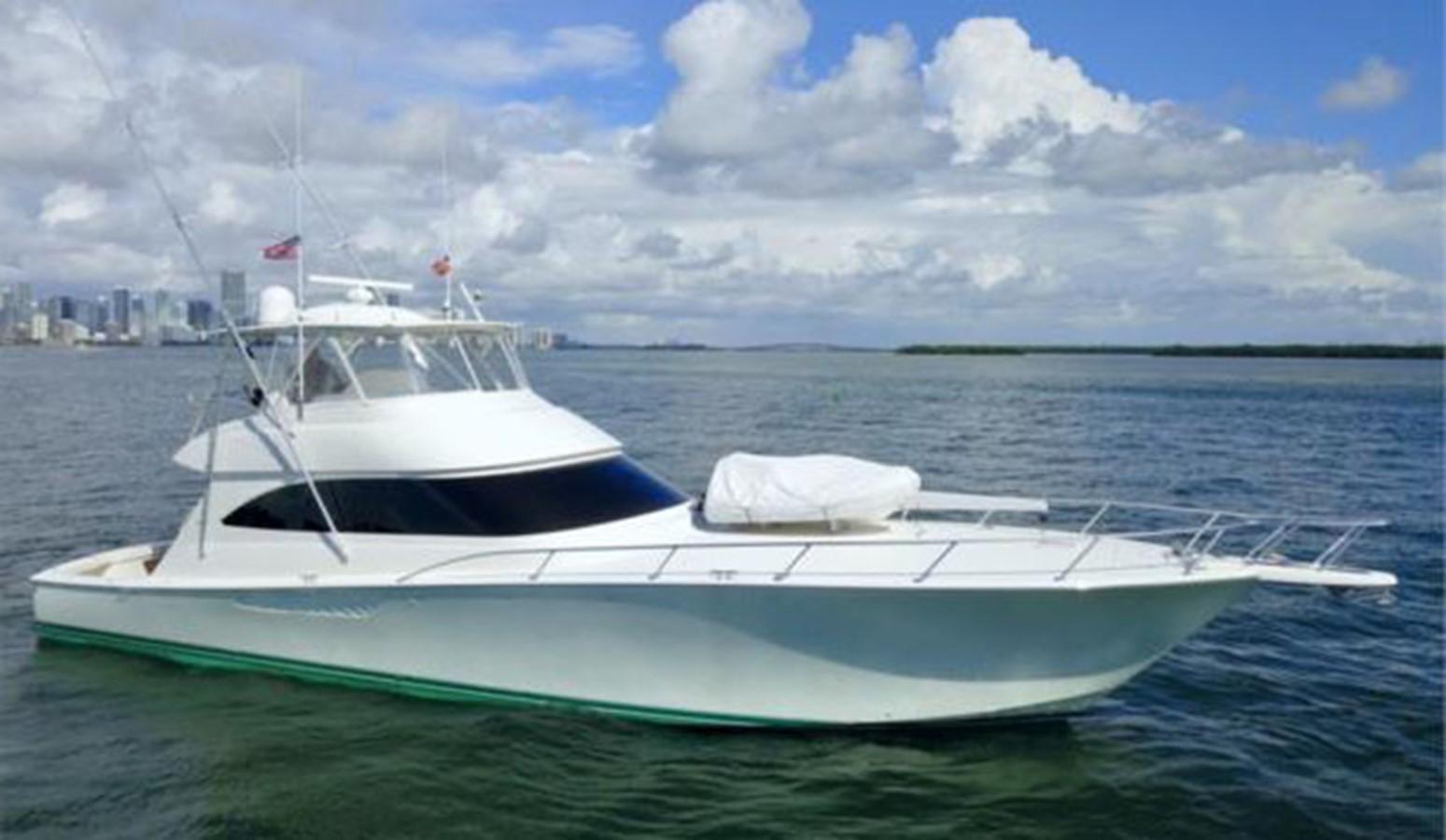 Profile 2014 VIKING 66 Convertible Sport Fisherman 2560007
