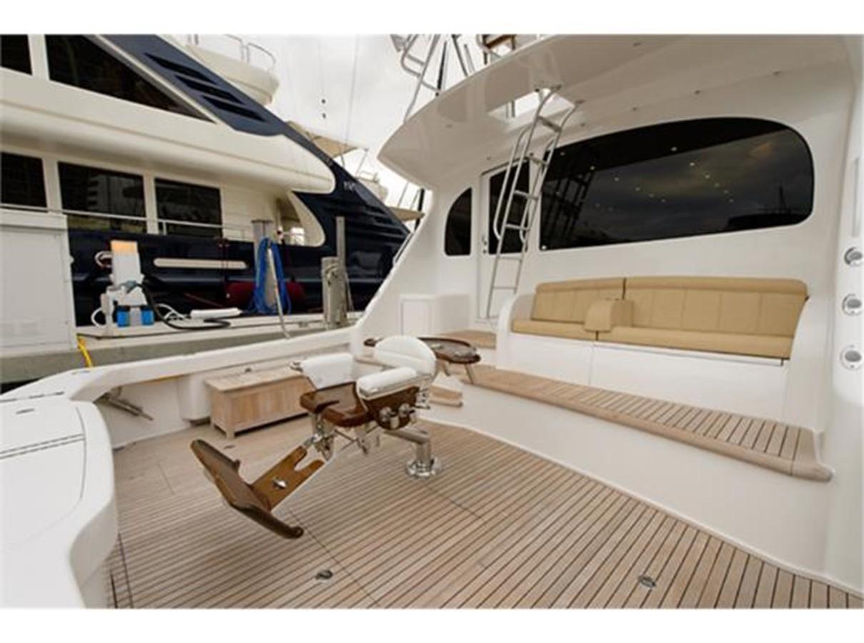 Cockpit 2014 VIKING 66 Convertible Sport Fisherman 2562157