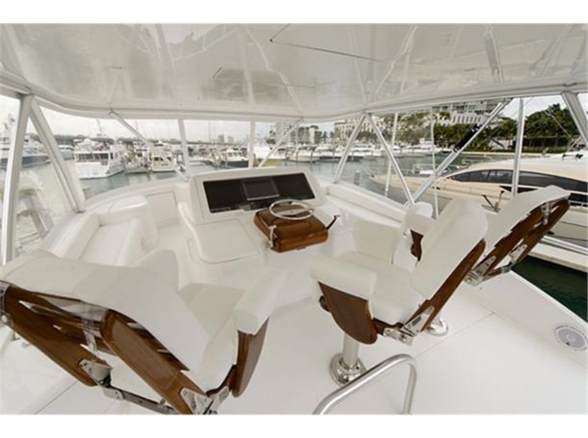 Flybridge 2014 VIKING 66 Convertible Sport Fisherman 2562163