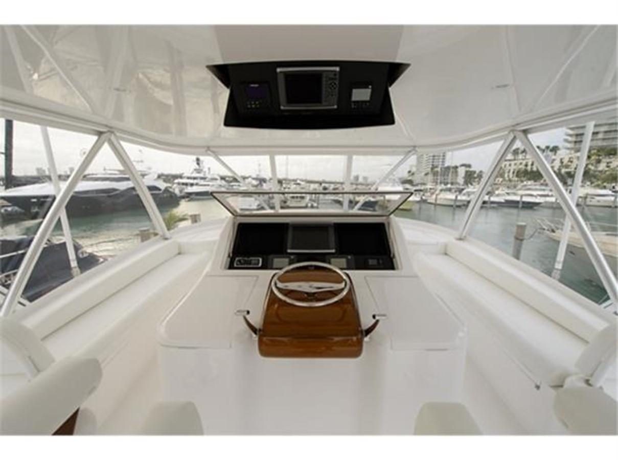 Flybridge 2014 VIKING 66 Convertible Sport Fisherman 2562165