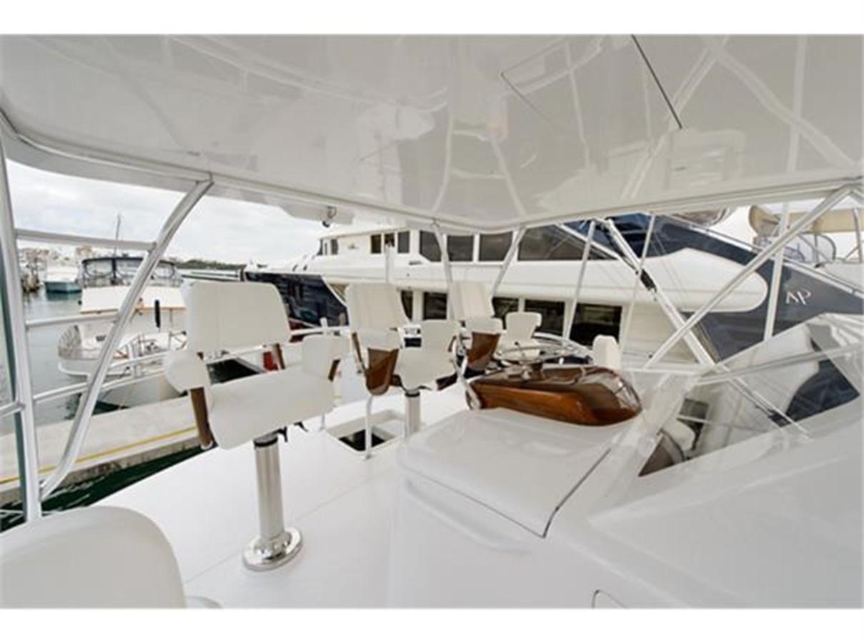 Flybridge 2014 VIKING 66 Convertible Sport Fisherman 2562171
