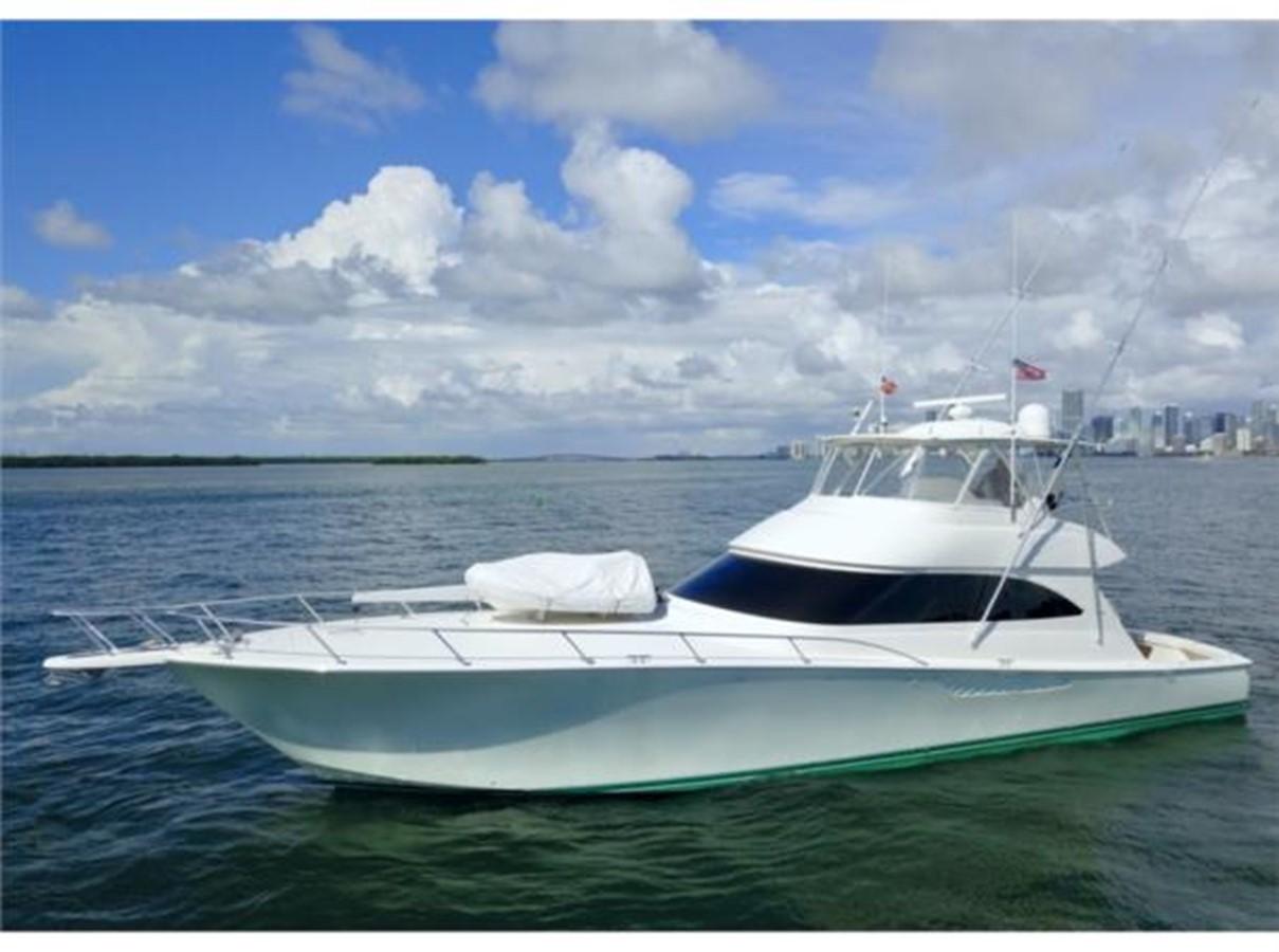 Alternate Profile 2014 VIKING 66 Convertible Sport Fisherman 2562185