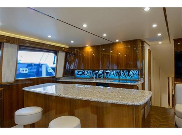 Galley 2014 VIKING 66 Convertible Sport Fisherman 2562133