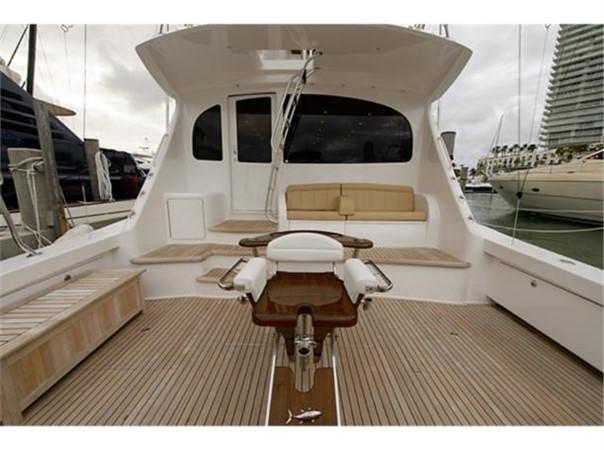 Cockpit 2014 VIKING 66 Convertible Sport Fisherman 2562156