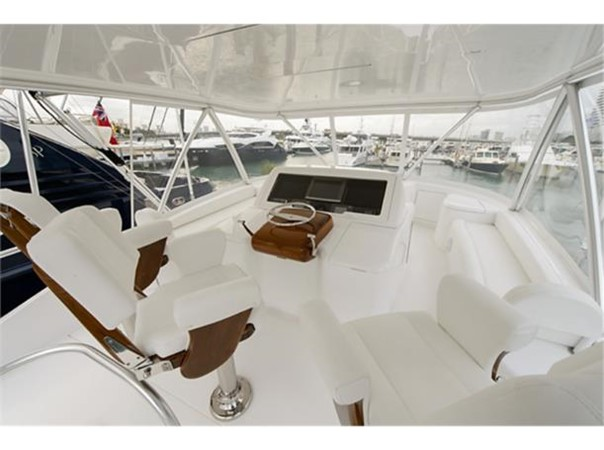 Flybridge 2014 VIKING 66 Convertible Sport Fisherman 2562164