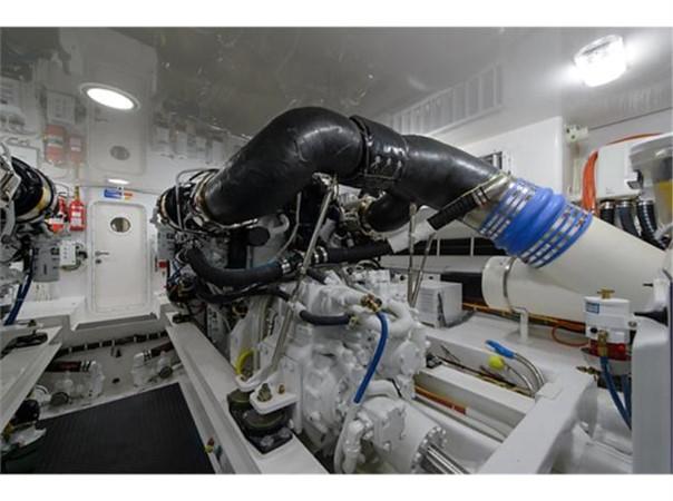 Engine Room 2014 VIKING 66 Convertible Sport Fisherman 2562175