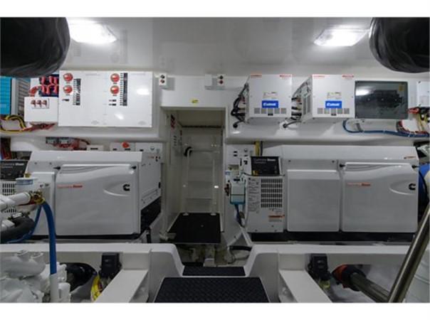 Twin Generators 2014 VIKING 66 Convertible Sport Fisherman 2562176