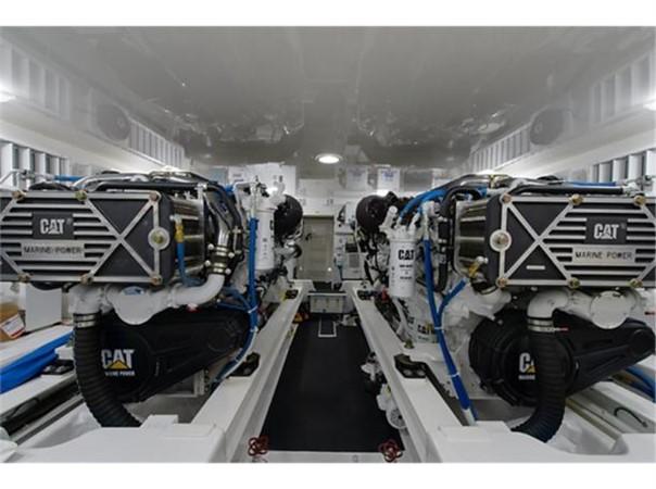Engine Room 2014 VIKING 66 Convertible Sport Fisherman 2562178