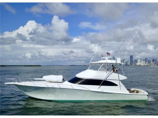 Alternate Profile 2014 VIKING 66 Convertible Sport Fisherman 2562183